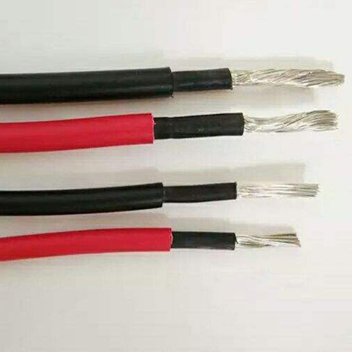 Silicone rubber flexible single-core wire AGR