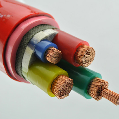 Silicone rubber flexible cable YGCR