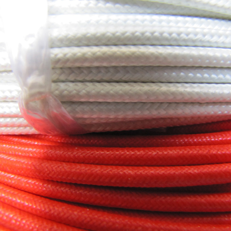Heat-resistant multicore silicone rubber cable H05SS-F/H05SST-F